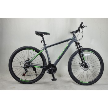 GreenBike Gris Verde R 27.5