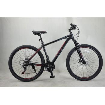 GreenBike Negra Rojo R 29